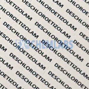 Descloroetizolam blotter